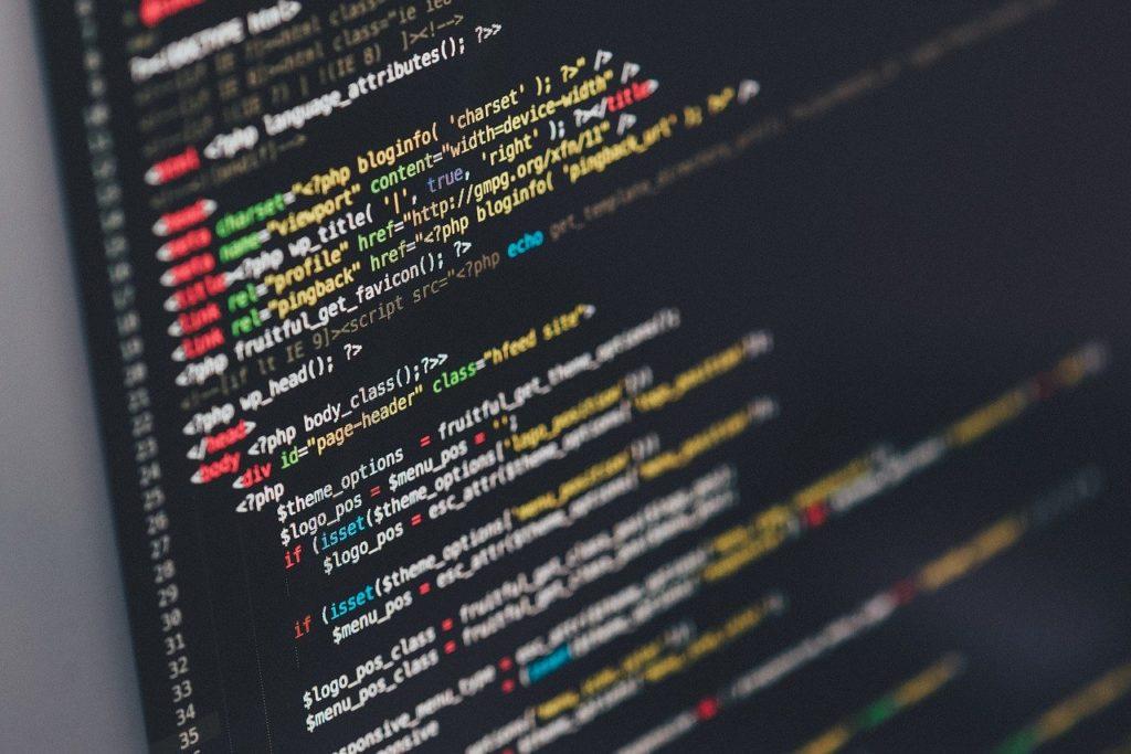 Ligne de code informatique